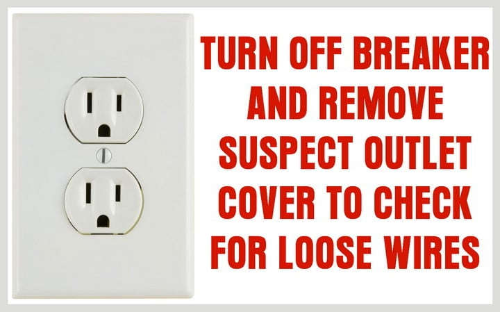 turn off breaker and check behind outlet for loose wires what to do if an electrical breaker keeps tripping in your home my iron keeps tripping fuse box at reclaimingppi.co