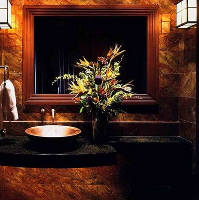 30 bathroom design ideas made from stone_04