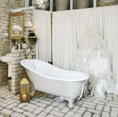 30 bathroom design ideas made from stone_08
