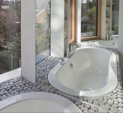 30 bathroom design ideas made from stone_10