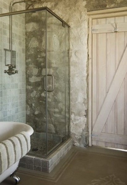 30 bathroom design ideas made from stone_21