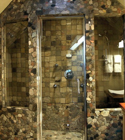 30 bathroom design ideas made from stone_24