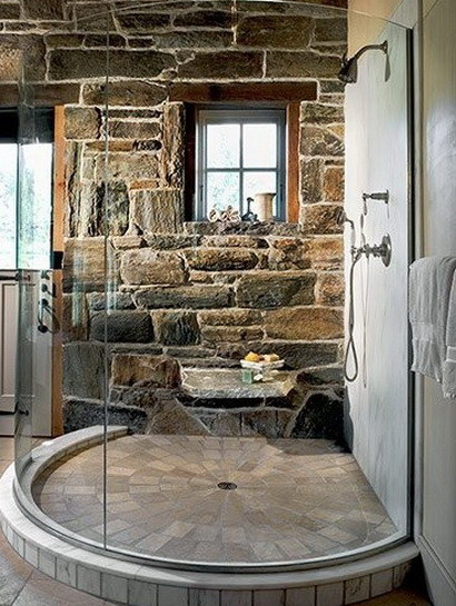 30 bathroom design ideas made from stone_25