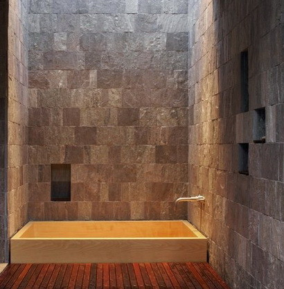 30 bathroom design ideas made from stone_28
