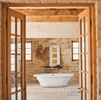30 bathroom design ideas made from stone_29