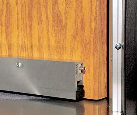 Acoustic HD Door Seal Soundproof Kit