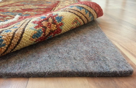 Felt Rug Pad Extra Thick Add Cushion Protection