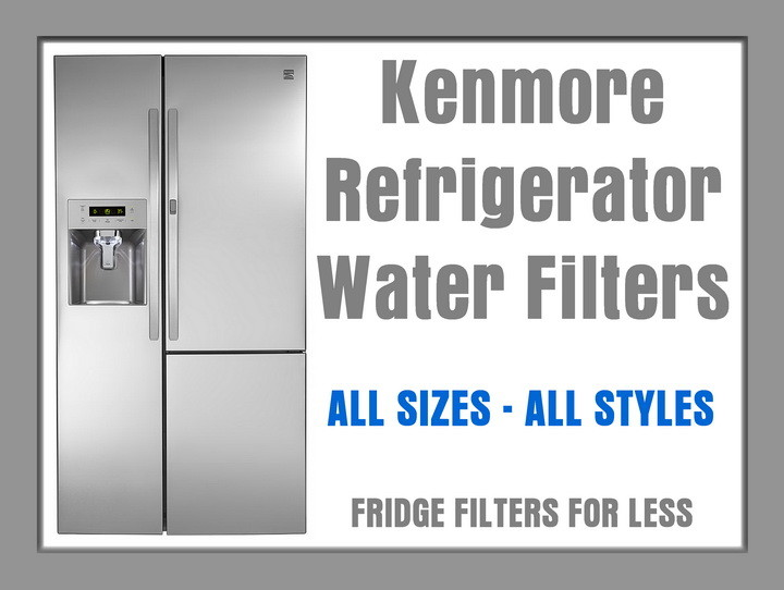 Kenmore Refrigerator Water Filters Removeandreplace Com