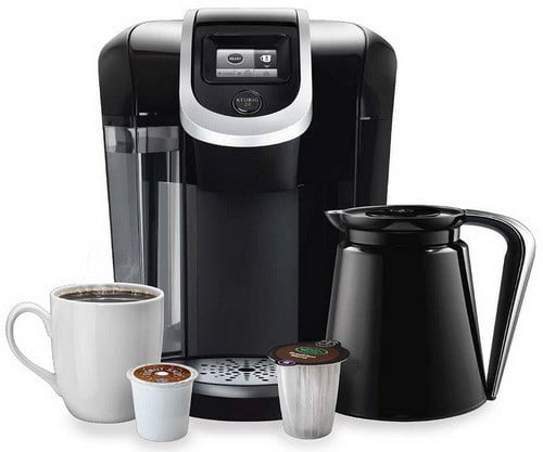 Coffee Maker Clean Button : Top 10 Best Selling Keurig Coffee Makers RemoveandReplace.com
