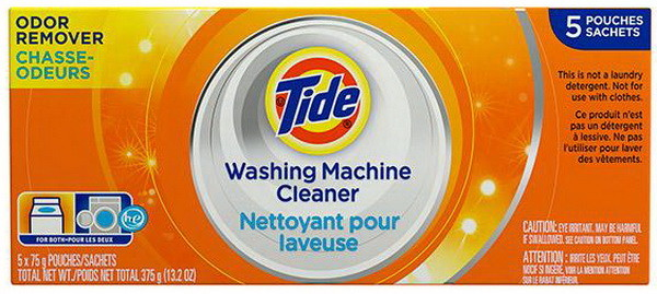 tide washing machine cleaner how to use