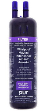 Whirlpool W10295370A Refrigerator Water Filter