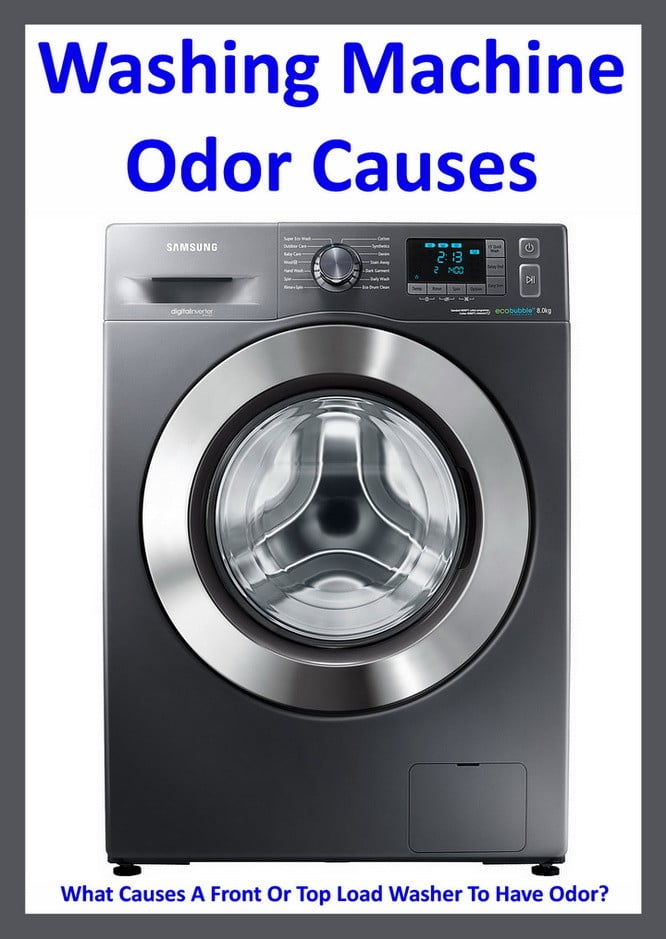 best front load washer washing machine odor what causes a front or top load 31182