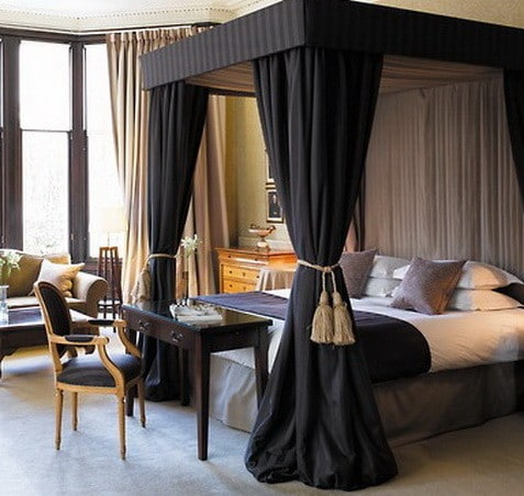 30 Hotel Style Bedroom Ideas_19