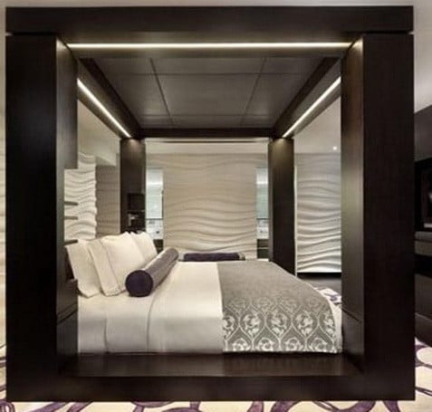 ... 30 Hotel Style Bedroom Ideas_29
