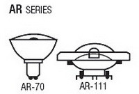 Bulb Sizes Shapes - AR Series Bulbs