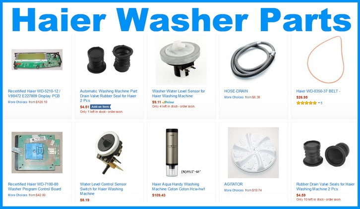 Haier washer parts haier washing machine front loader general error codes Basic Electrical Wiring Diagrams at readyjetset.co