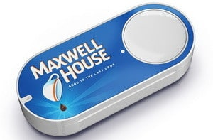 Maxwell House Coffee Dash Button