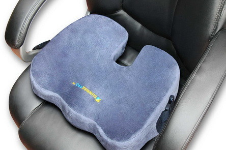 Memory Foam Seat Cushion For Coccyx Tailbone, Sciatica, Back Pain