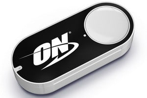Optimum Nutrition Whey Protein Dash Button