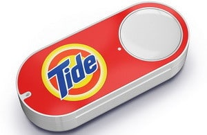 Amazon Dash Buttons - Reorder Everyday Items By Pressing A Button