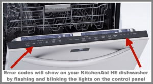 Kitchenaid He Dishwasher Front Panel Removeandreplace Com