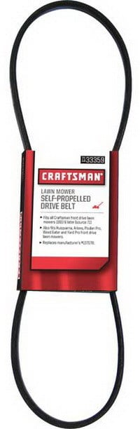 Craftsman Lawn Mower Belt Drive
