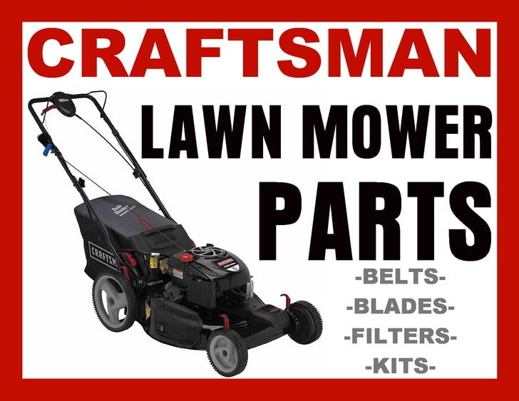 Lawn Mower Parts For Craftsman Lawnmowers - Fix Your