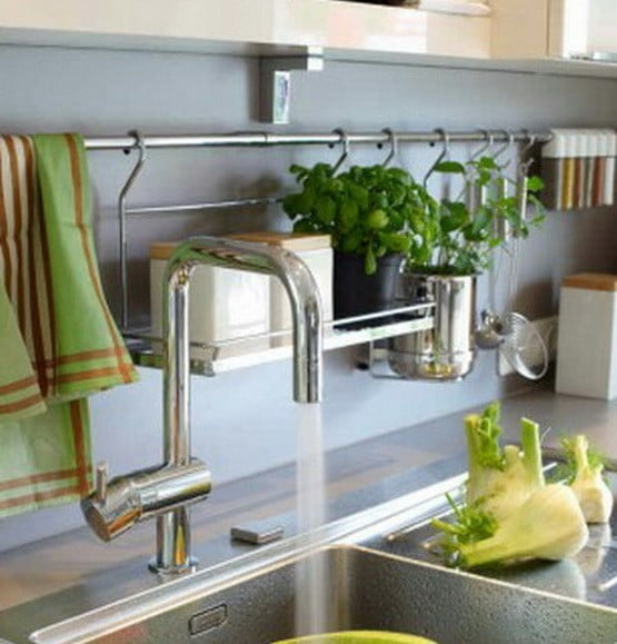 Kitchen Rail Storage Ideas_11