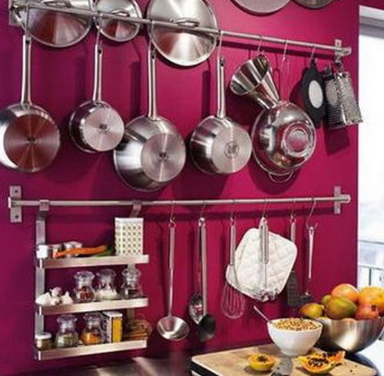 Kitchen Rail Storage Ideas_15