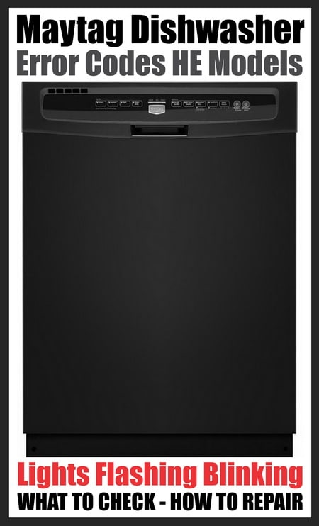 Discount coupons for maytag dishwasher