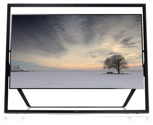 2 - Samsung UN85S9 Framed 85-Inch 4K Ultra HD 3D Smart LED TV