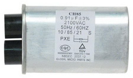 Capacitor for Microwave