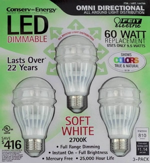 What Causes LED Light Bulbs To Flicker & Dim At Random Times