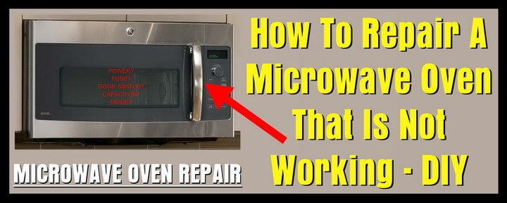 How To Fix Microwave