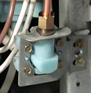 How To Remove And Replace A Refrigerator Water Inlet Valve