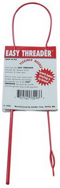 Easy Threader Flexible Needle Drawstring replacement tool