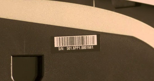 Keurig Serial Number Location