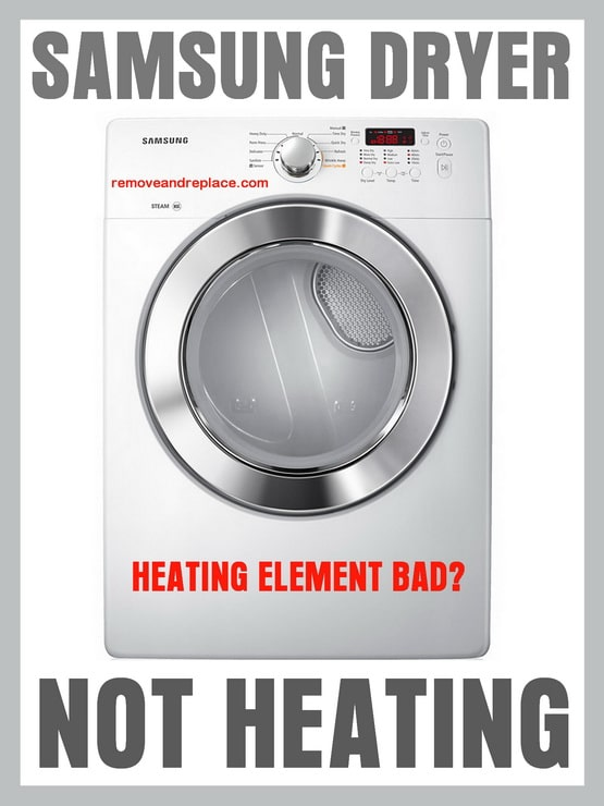 Samsung Dryer Runs But Will Not Heat samsung dryer runs but will not heat clothes dryer is not  at webbmarketing.co