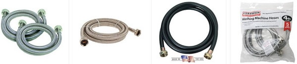 Samsung washer water supply hoses