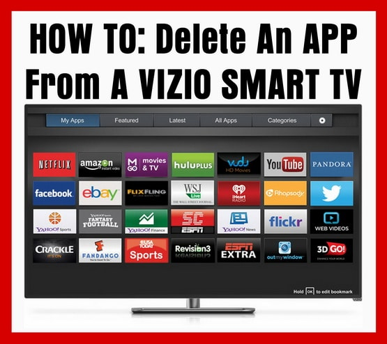 Hulu not working on vizio smart tv