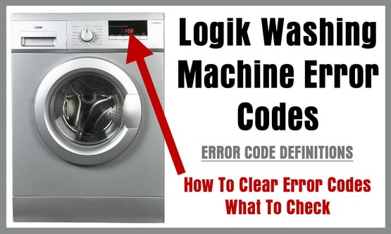 Logik washing machine error codes how to clear logik washing machine error codes how to clear publicscrutiny Image collections