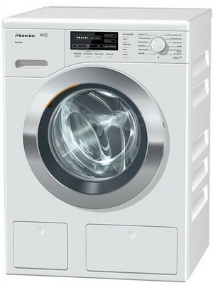Miele 1600 Spin White Washing Machine