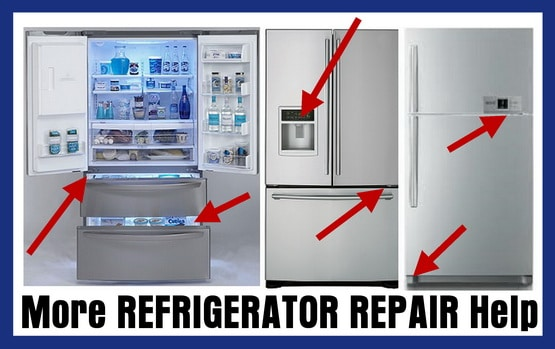 Refrigerator Repair Help refrigerator error codes all refrigerator brands fault code list  at fashall.co