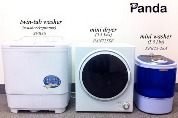 Genial Panda Appliances   Washers Dryers