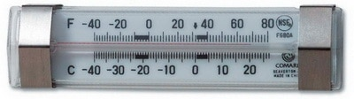 Refrigerator Freezer Thermometer -40 to 80 degrees F