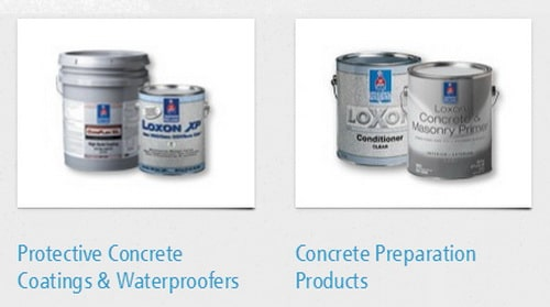 Concrete Coating Prep Products