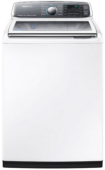 Samsung top load washer model number WA8700 WHITE