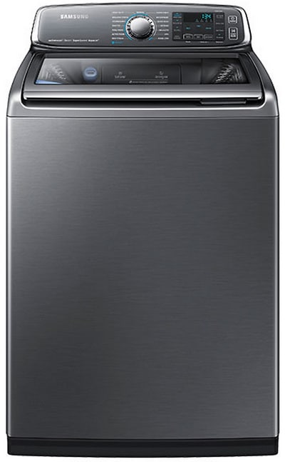 Samsung top load washer model number wa8700 error codes