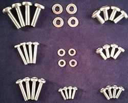 Universal TV Mount Screws