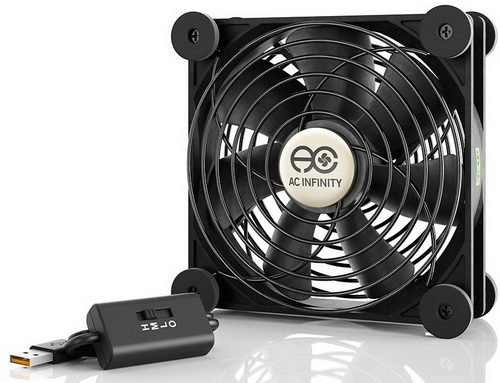 120mm USB Fan for Xbox One S Cooling